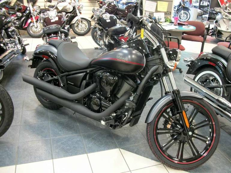 See more photos for this Kawasaki Vulcan 900 Custom, 2014 motorcycle listing