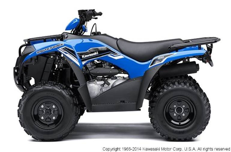See more photos for this Kawasaki BRUTE FORCE 300, 2014 motorcycle listing