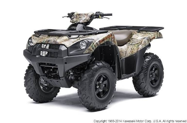 See more photos for this Kawasaki BRUTE FORCE 750 EPS CAMO, 2014 motorcycle listing