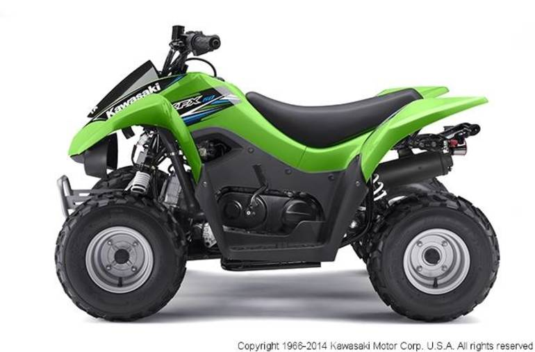 See more photos for this Kawasaki KFX 50, 2014 motorcycle listing
