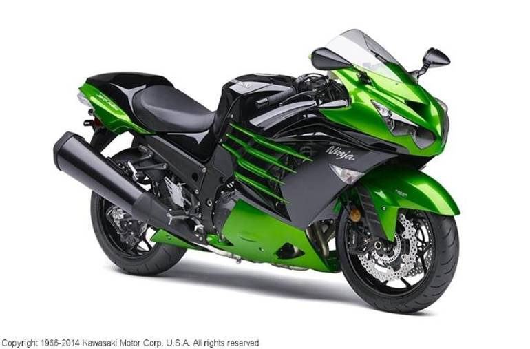 See more photos for this Kawasaki NINJA ZX-14R ABS, 2014 motorcycle listing