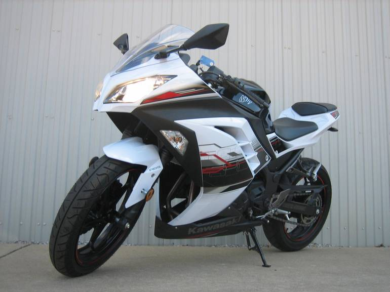 See more photos for this Kawasaki Ninja 300 ABS, 2014 motorcycle listing