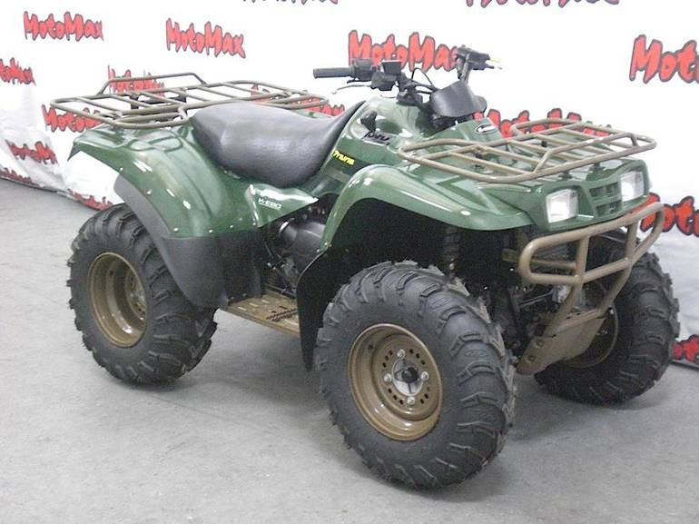 2003 Kawasaki Prairie 360 4x4 Motorcycle From Raleigh, NC,Today Sale