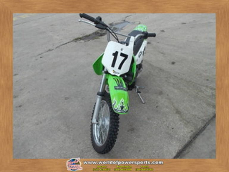 2005 Kawasaki KLX 110 Motorcycle From Decatur, IL,Today Sale