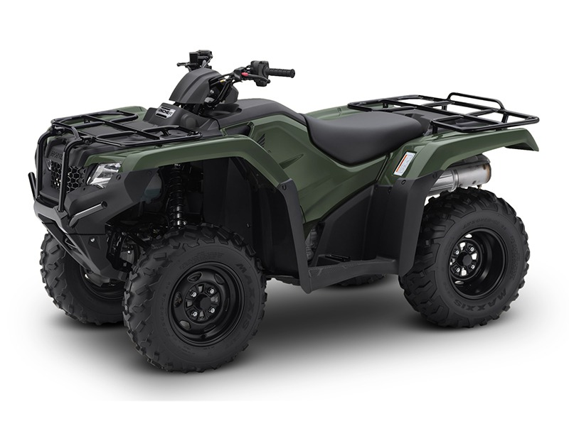 2016 Honda FourTrax Rancher ES, motorcycle listing