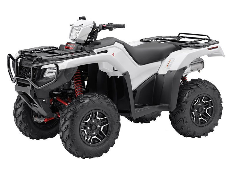 2015 Honda FOURTRAX FOREMAN RUBICON 4X4 EPS DELUXE (TRX500FM6DF), motorcycle listing