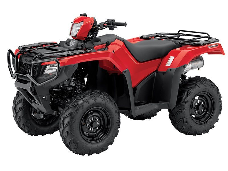 2015 Honda FourTrax Foreman Rubicon 4x4 DCT EPS (TR, motorcycle listing
