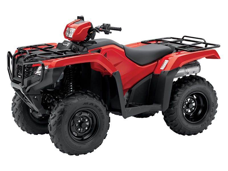 2015 Honda FourTrax Rancher (TRX420TM1F), motorcycle listing