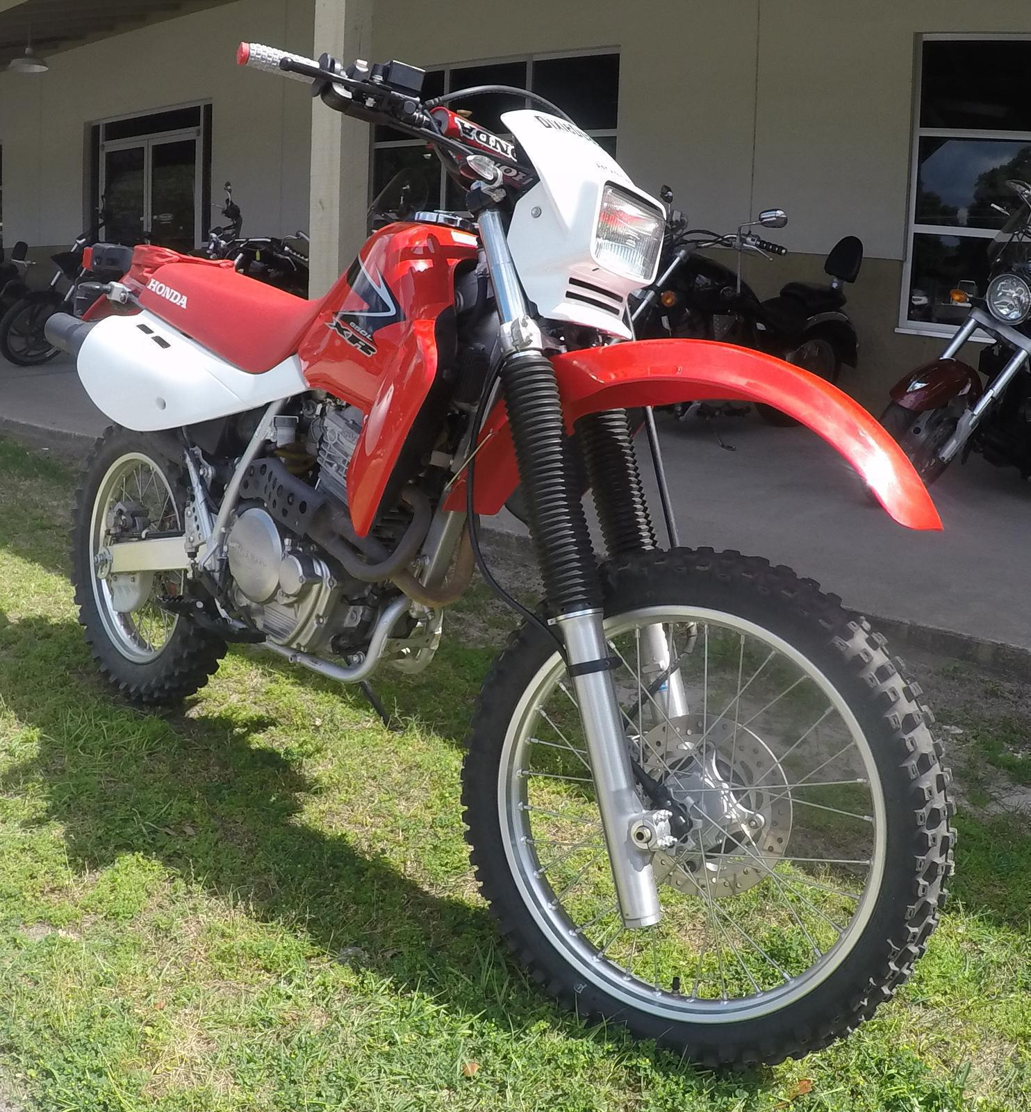 Honda Xr650l For Sale >> 2008 Honda Xr650l Motorcycle From Alachua Fl Today Sale
