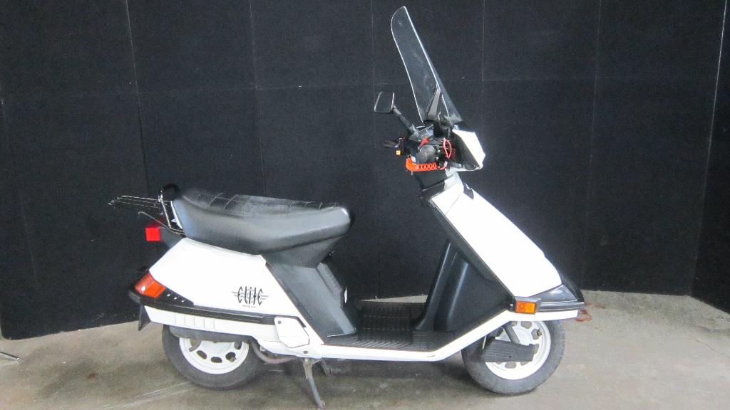 2003 Honda Elite 80, motorcycle listing