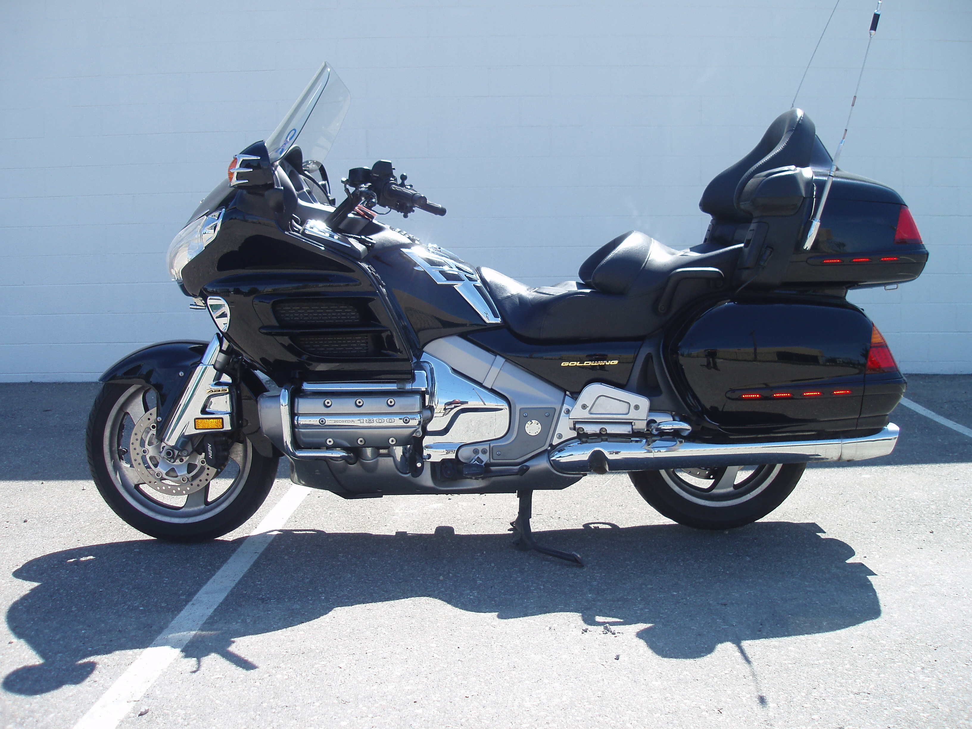 2003 Honda GOLDWING ABS, motorcycle listing