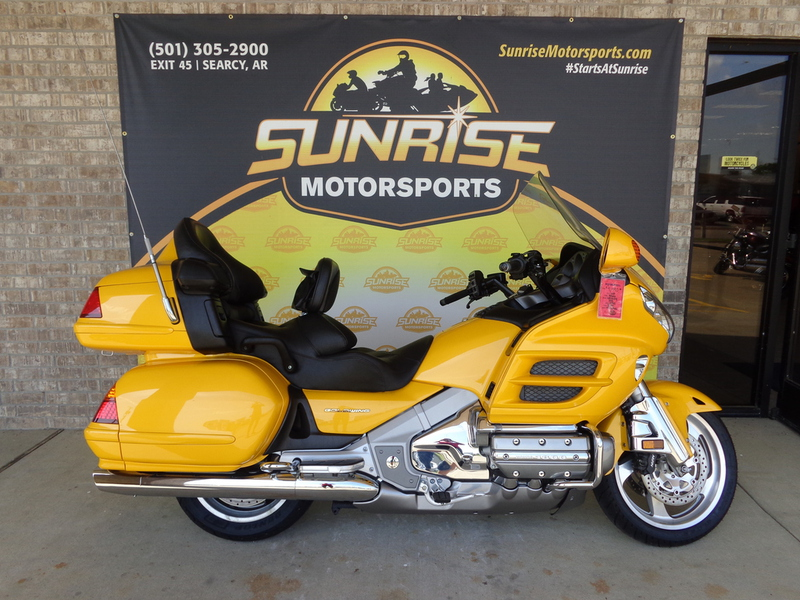 2003 Honda Goldwing 1800, motorcycle listing