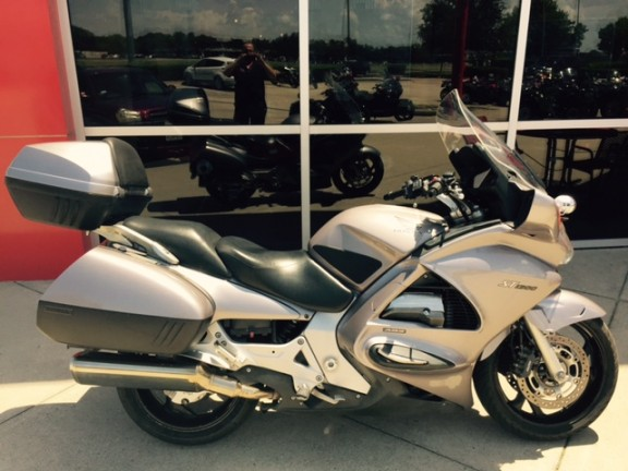 2003 Honda ST1300A, motorcycle listing