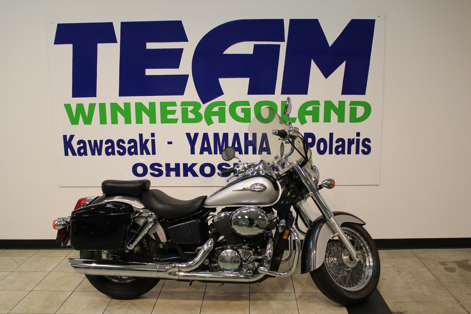 2003 Honda Shadow 750 Ace, motorcycle listing