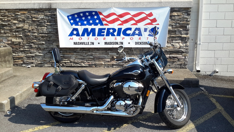 2003 Honda Shadow 750, motorcycle listing