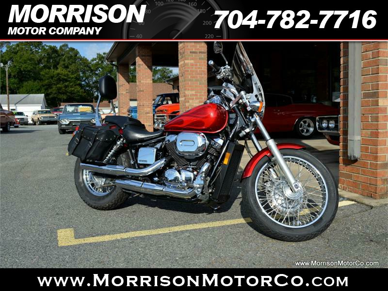 2003 Honda Shadow 750 Spirit, motorcycle listing