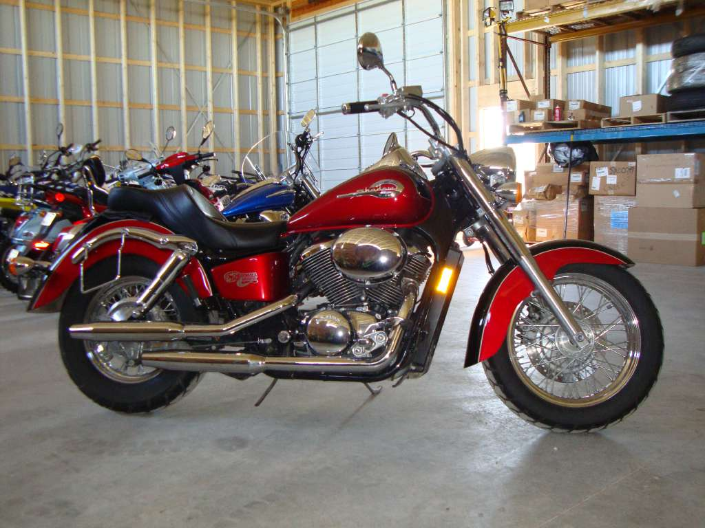 2003 Honda Shadow ACE 750 Deluxe, motorcycle listing
