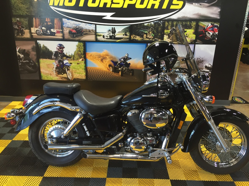 2003 Honda Shadow, motorcycle listing