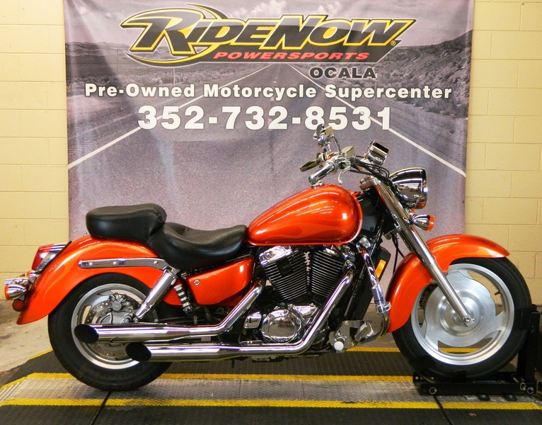 2003 Honda Shadow Sabre, motorcycle listing