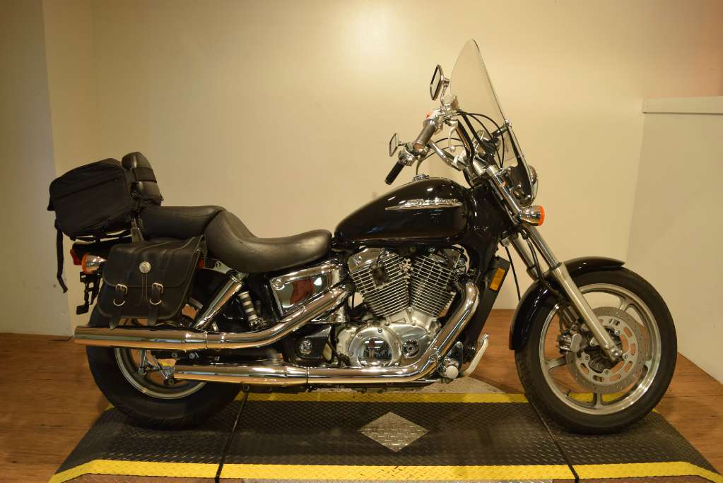 2003 Honda Shadow Spirit, motorcycle listing