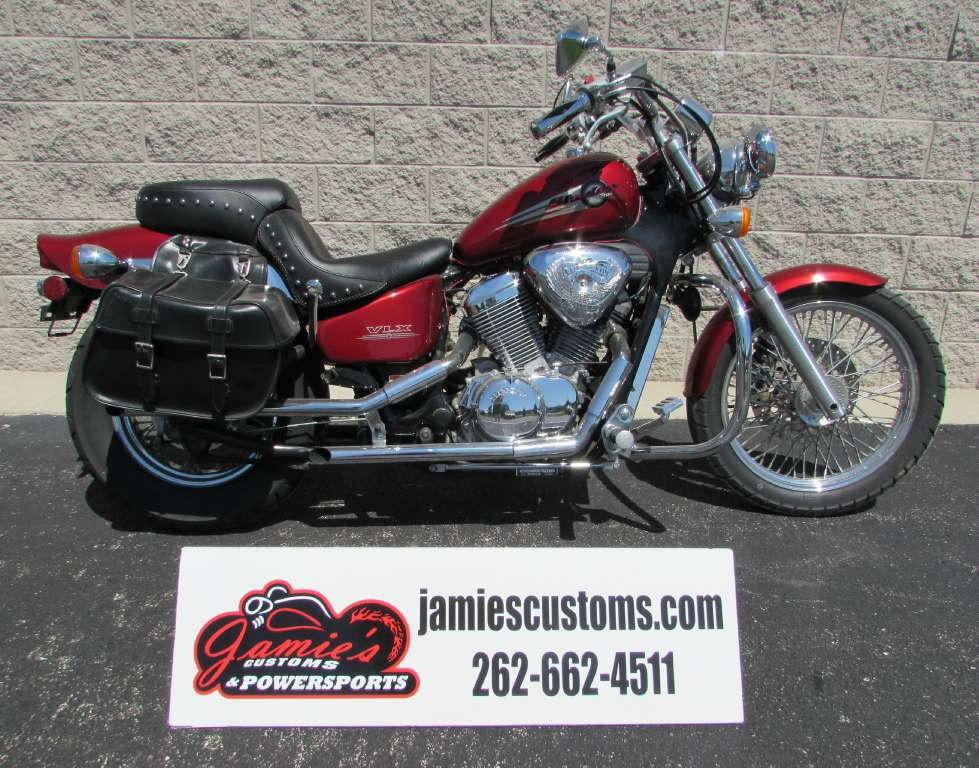 2003 Honda Shadow VLX Deluxe, motorcycle listing
