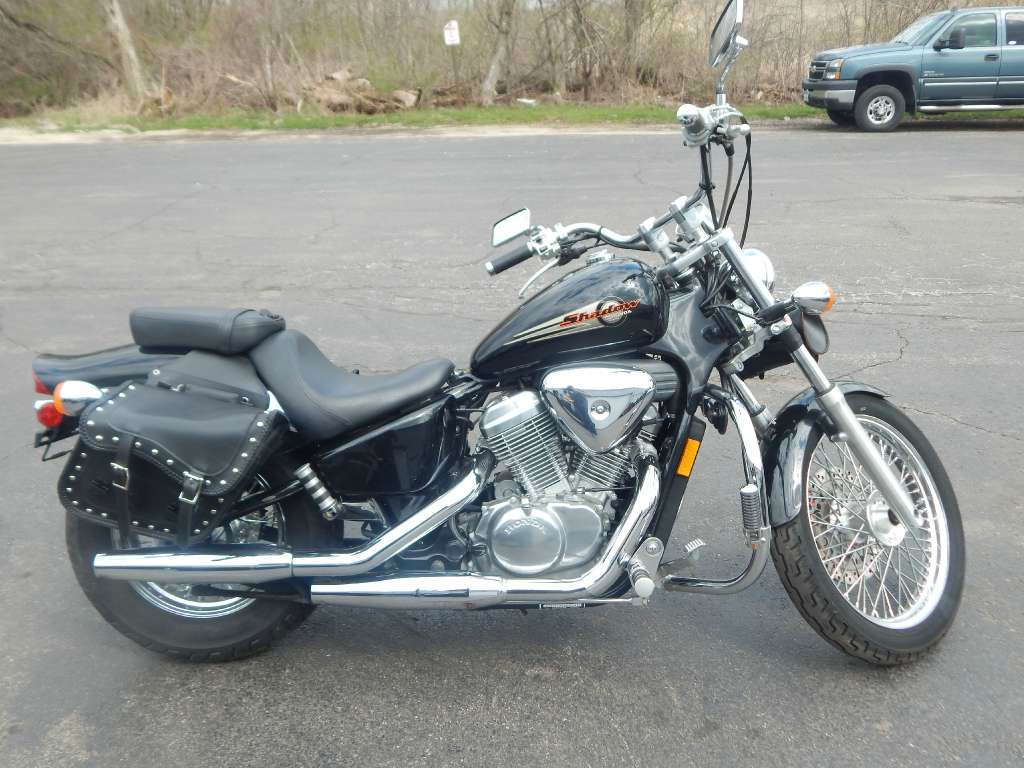 2003 Honda Shadow VLX, motorcycle listing