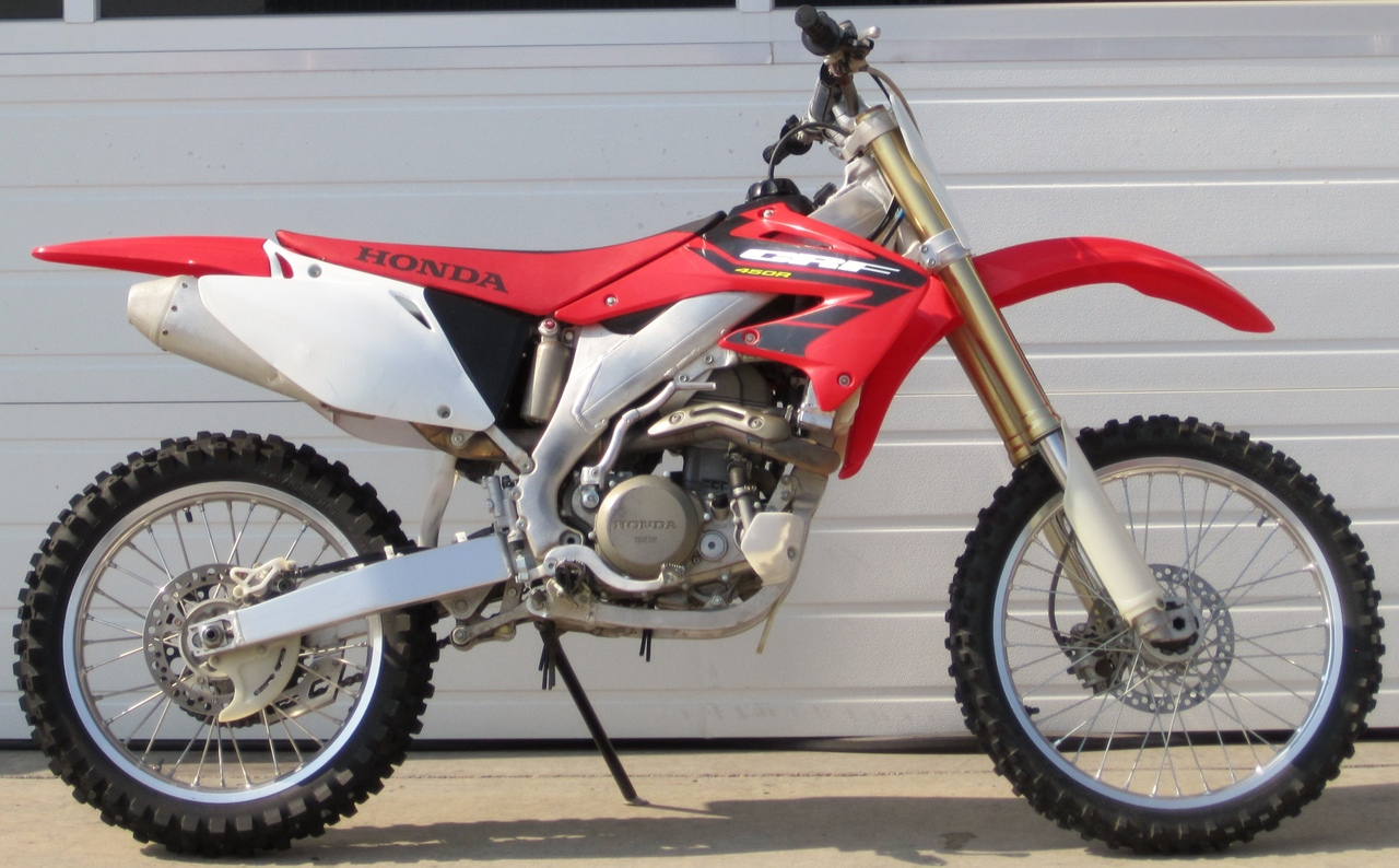 2004 honda crf 450r 450r motorcycle from rapid city sd today sale 2 899. Black Bedroom Furniture Sets. Home Design Ideas