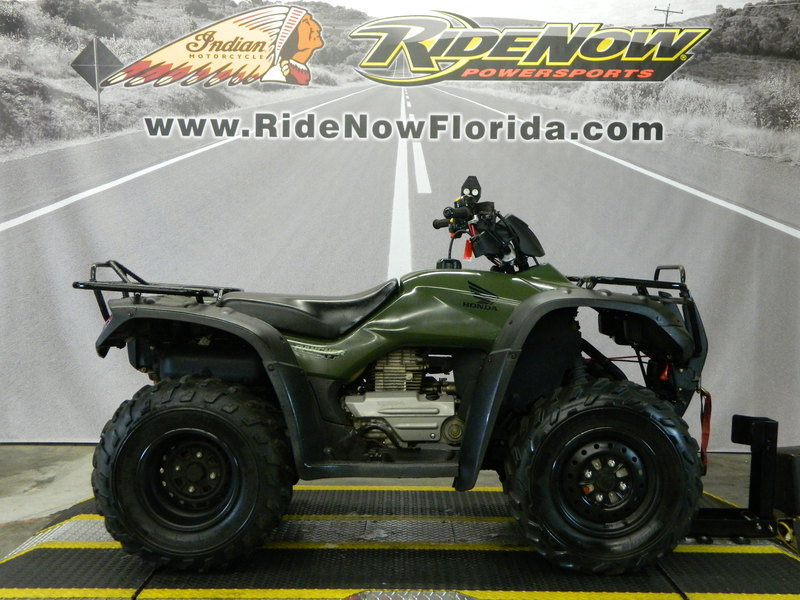 2004 Honda FourTrax Rancher, motorcycle listing