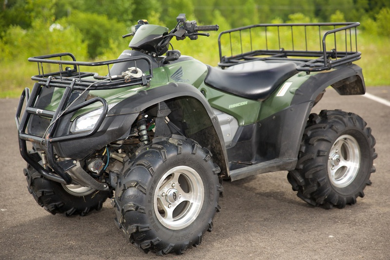 2004 Honda FourTrax Rincon GPScape, motorcycle listing