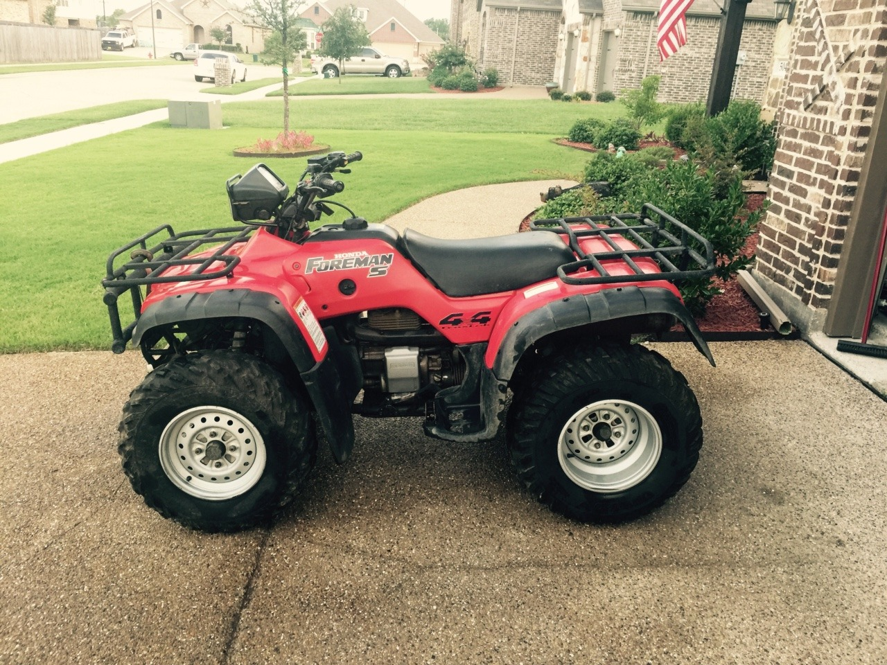 2004 Honda Fourtrax Foreman 4X4 S, motorcycle listing