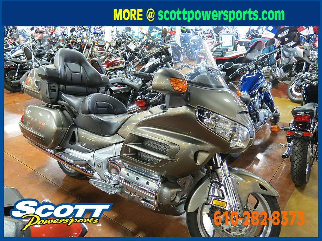2004 Honda Gold Wing (GL1800), motorcycle listing