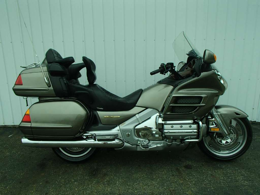 2004 Honda Gold Wing ABS (GL1800A), motorcycle listing