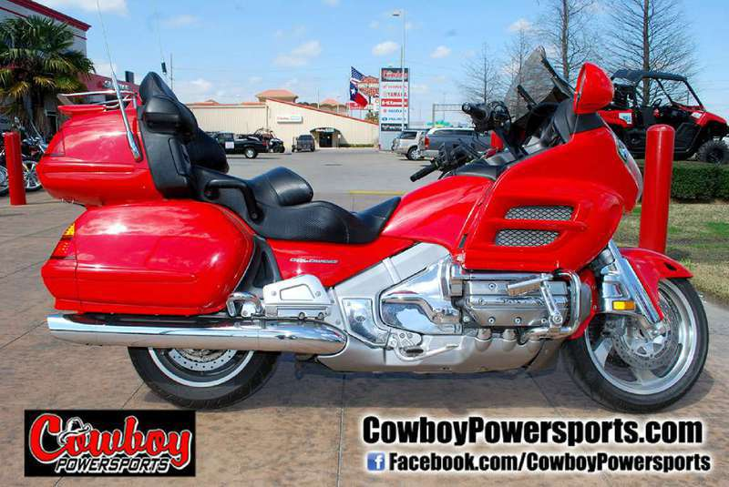 2004 Honda Gold Wing, motorcycle listing
