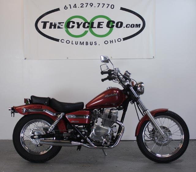 2004 Honda REBEL CMX 250, motorcycle listing