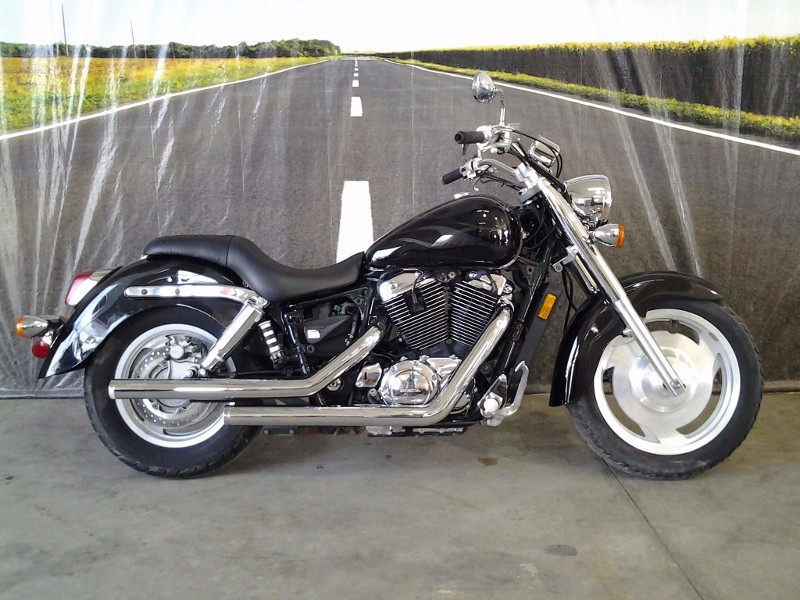 2004 Honda Shadow 1100, motorcycle listing