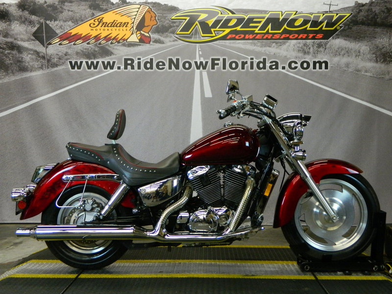 2004 Honda Shadow Sabre, motorcycle listing