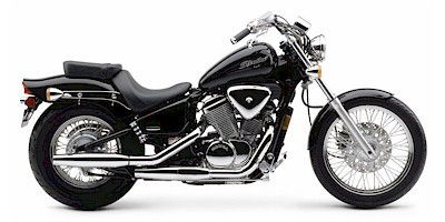 2004 Honda Shadow VLX Deluxe, motorcycle listing