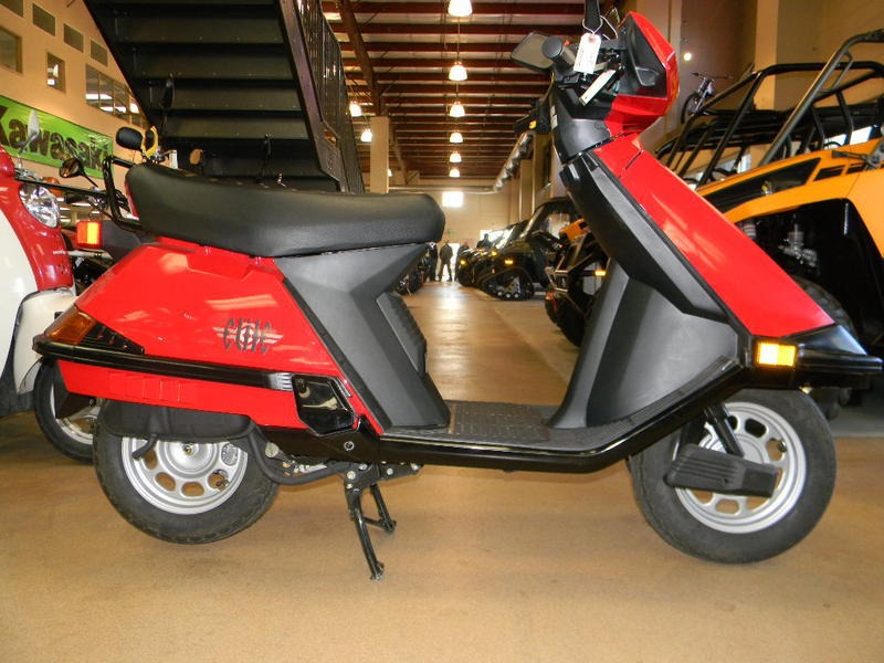 2005 Honda Elite 80, motorcycle listing