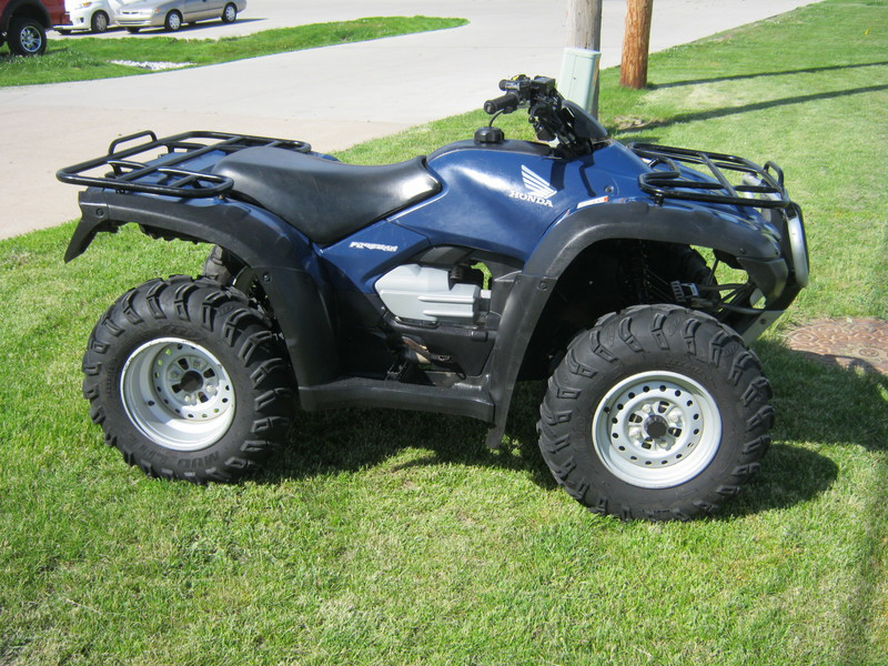 2005 Honda FourTrax Foreman, motorcycle listing