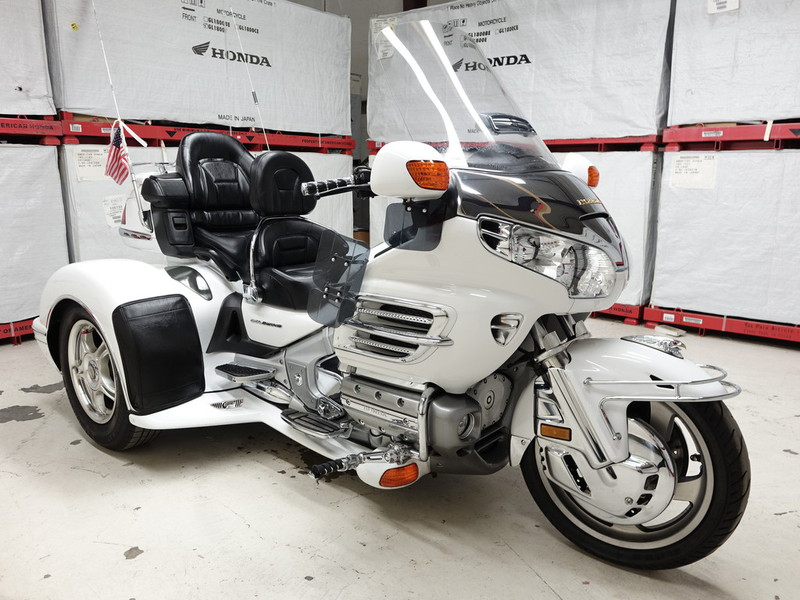 2005 Honda GL1800 30th Anniversary Gold Wing Trike , motorcycle listing