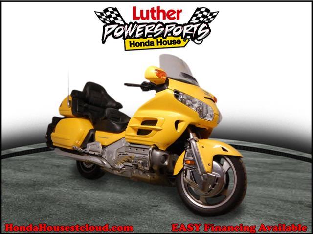 2005 Honda GL1800 Base, motorcycle listing