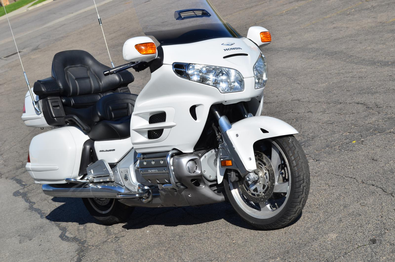 2005 Honda GOLD WING 30th Anniversary, motorcycle listing