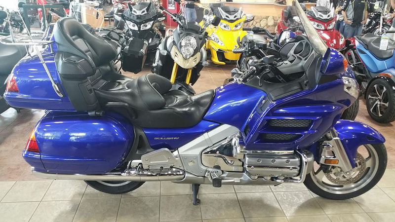 2005 Honda Gold Wing, motorcycle listing