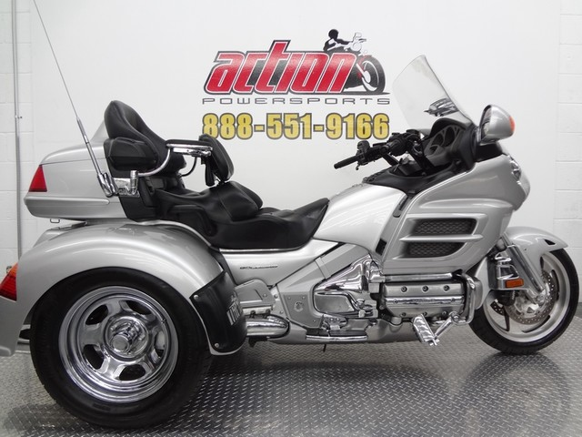 2005 Honda GoldWing Trike, motorcycle listing