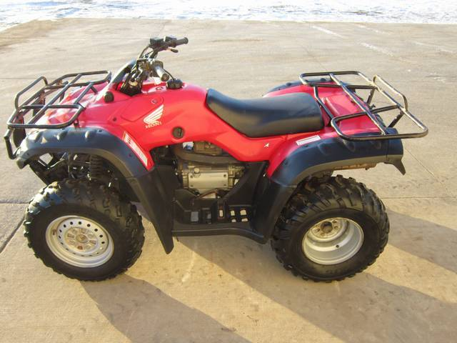 2005 Honda RANCHER 350FM, motorcycle listing