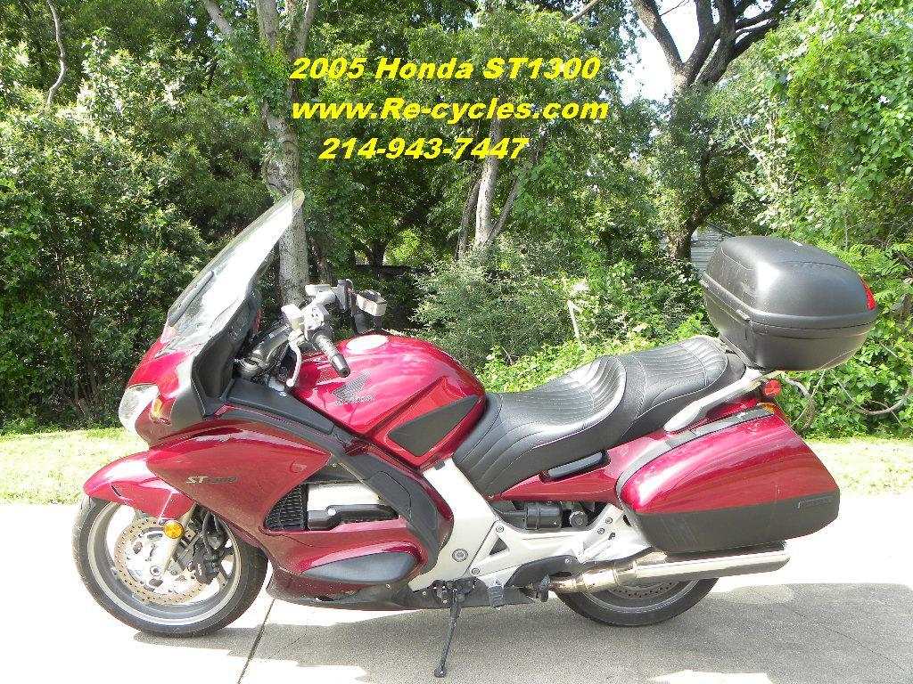 2005 Honda ST1300 ABS, motorcycle listing