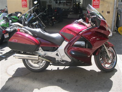 2005 Honda ST1300A5, motorcycle listing