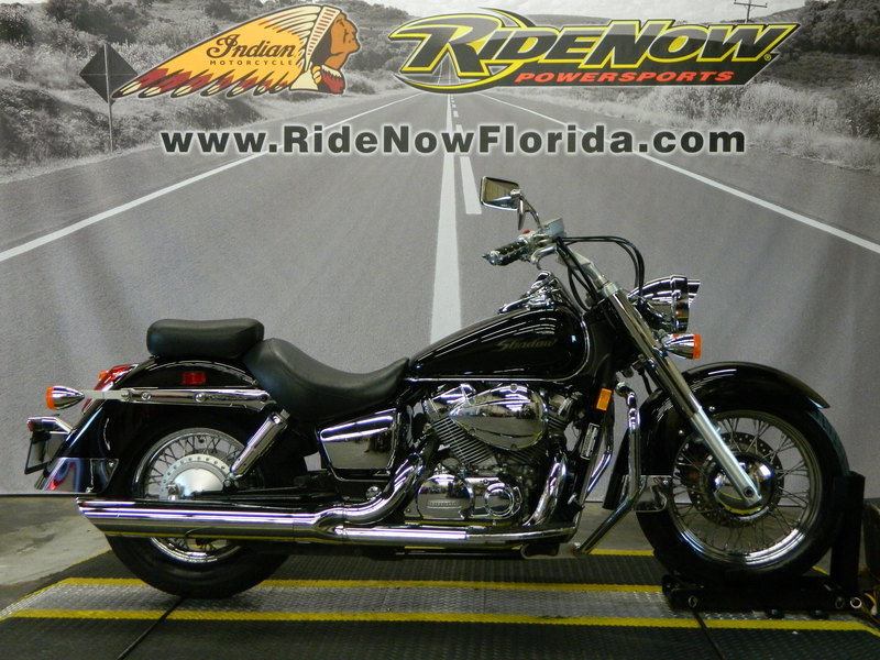 2005 Honda Shadow Aero, motorcycle listing