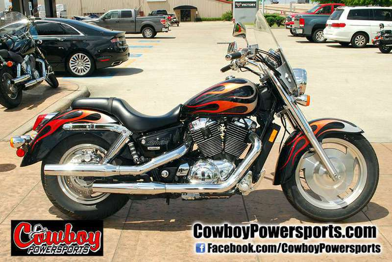 2005 Honda Shadow Sabre, motorcycle listing