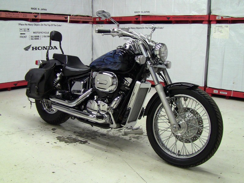 2005 Honda Shadow Spirit, motorcycle listing